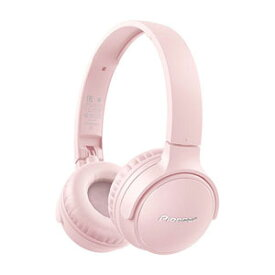 SE-S3BT(P) パイオニア Bluetooth対応ワイヤレスヘッドホン(ピンク) S3wireless