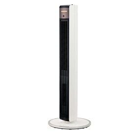 KHF-1297/W コイズミ 送風機能付きファンヒーター(ホワイト) 【暖房器具】KOIZUMI [KHF1297W]