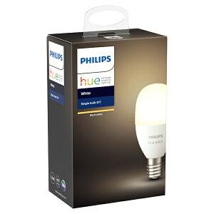 PLH13WB フィリップス LED電球 小形電球形 470lm(電球色相当) Philips Hue シングルランプ [PLH13WB]