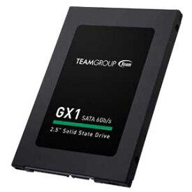 T253X1480G0C101 Team Team SSD GX1シリーズ 480GB