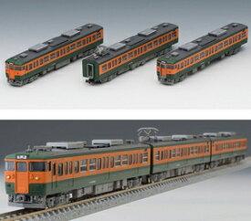[鉄道模型]トミックス (Nゲージ) 98355 JR 115 2000系近郊電車(JR東海仕様)セット (3両)