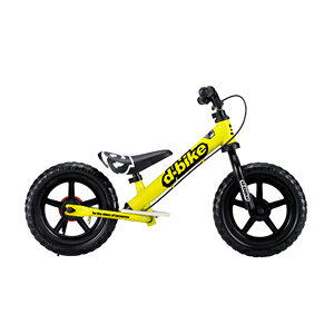 D-bike KIX ALネオンイエロー アイデス