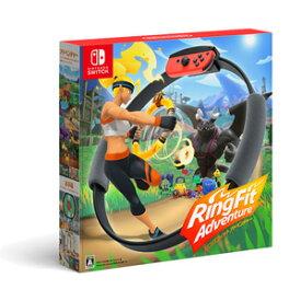 【Nintendo Switch】リングフィット アドベンチャー 任天堂 [HAC-R-AL3PA NSW リングフィットアドベンチャー]