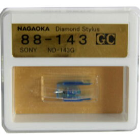 GC88-143 ナガオカ 交換針 NAGAOKA