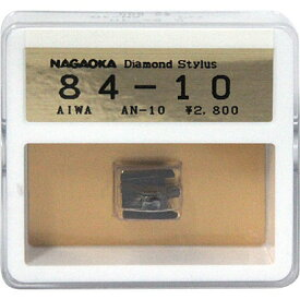 G84-10 ナガオカ 交換針 NAGAOKA