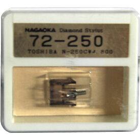 G72-250 ナガオカ 交換針 NAGAOKA