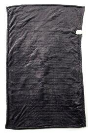 YMS-MF32 山善 電気毛布(敷タイプ・140×80cm グレー) 【暖房器具】YAMAZEN [YMSMF32]