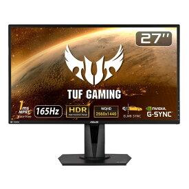VG27AQ ASUS(エイスース) 27型ワイド 液晶ディスプレイ TUF Gaming