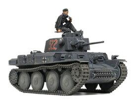 1/35 ドイツ軽戦車 38(t)E/F型【35369】 タミヤ