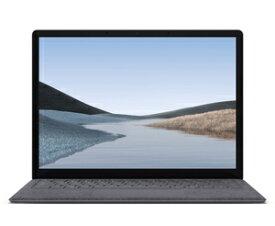 VGY-00018 マイクロソフト 13.5インチ Surface Laptop 3 - プラチナ [第10世代インテル Core i5 / メモリ 8GB / ストレージ 128GB]Microsoft Office 2019搭載