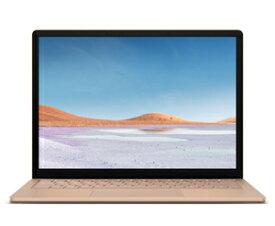 VGS-00064 マイクロソフト 13.5インチ Surface Laptop 3 - サンドストーン [第10世代インテル Core i7 / メモリ 16GB / ストレージ 512GB]Microsoft Office 2019搭載