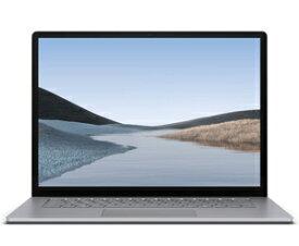 VGZ-00018 マイクロソフト 15インチ Surface Laptop 3 - プラチナ [AMD Ryzen 5 / メモリ 8GB / ストレージ 256GB]Microsoft Office 2019搭載