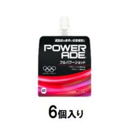 パワーエイド フルパワーショット 180g×6個 コカ・コーラ PA フルパワ-S 180G*6