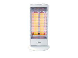 AEH-G100A/W アラジン 電気ストーブ【カーボンヒーター】 【暖房器具】KOIZUMI [AEHG100AW]