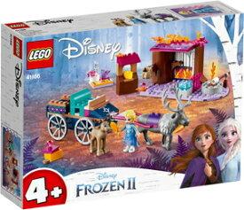 レゴ(R)ディズニープリンセス アナと雪の女王2 エルサのワゴン・アドベンチャー【41166】 レゴジャパン 【Disneyzone】