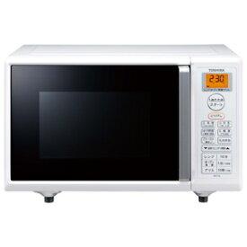 ER-T16-W 東芝 オーブンレンジ 16L ホワイト TOSHIBA [ERT16W]