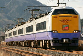[鉄道模型]トミックス (Nゲージ) 98350 JR 485 3000系特急電車(はつかり)増結セット(2両)