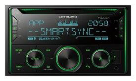 FH-4600 パイオニア CD/Bluetooth/USB/チューナー・DSPメインユニット carrozzeria(カロッツェリア)