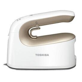 TAS-X5-N 東芝 コードレス衣類スチーマー(ゴールド) TOSHIBA La・Coo S(ラクーエス) [TASX5N]