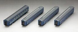 [鉄道模型]トミックス (HO) HO-9035 国鉄 10・32系寝台客車(青)セット(4両)