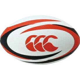 CCC-AA0268019-5 カンタベリー ラグビーボール 5号球(天然ゴム) CANTERBURY RUGBY BALL (ブラック)