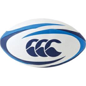 CCC-AA0268029-5 カンタベリー ラグビーボール 5号球(天然ゴム) CANTERBURY RUGBY BALL (ネイビー)