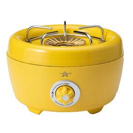 SAG-HB01-Y アラジン ポータブルガスカセットコンロ ヒバリン イエロー Aladdin Portable Gas Series [SAGHB01Y]