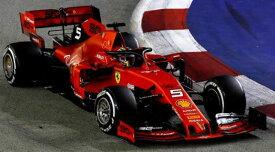 1/43 Ferrari SF90 No.5 Winner Singapore GP 2019【LSF1025】 LOOKSMART