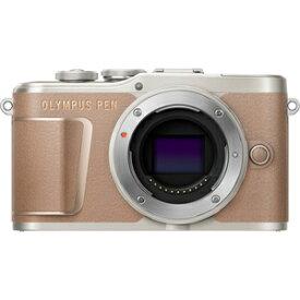 E-PL10-ボデイ-(ブラウン) オリンパス ミラーレス一眼カメラ「OLYMPUS PEN E-PL10」ボディ(ブラウン)