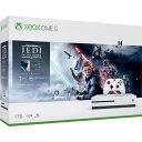 Xbox One S 1 TB (Star Wars ジェダイ:フォールン・オーダー デラックスエディション 同梱版) マイクロソフト [234-0…
