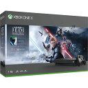 Xbox One X (Star Wars ジェダイ:フォールン・オーダー デラックスエディション 同梱版) マイクロソフト [CYV-00426 …