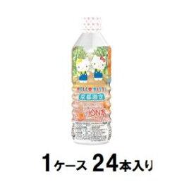 サンリオイオン水(京都限定)500ml(1ケース24本入) ブルボン サンリオイオンスイ(キヨウト500*24