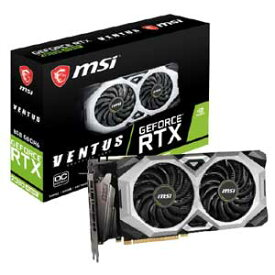 【最大1000円OFF■当店限定クーポン 7/11 1:59迄】GEFORCERTX2080 SUPER MSI PCI Express 3.0 x16対応 グラフィックスボードMSI GeForce RTX 2080 SUPER VENTUS XS OC