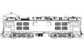 [鉄道模型]トラムウェイ (HO) TW-ED71-1SA ED71-第1次量産形(前灯1灯)