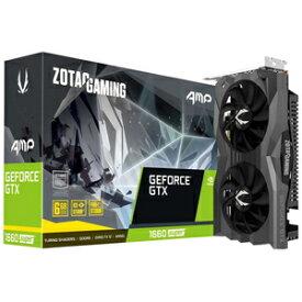 ZT-T16620D-10M ZOTAC PCI-Express 3.0 x16対応 グラフィックスボードZOTAC GAMING GeForce GTX 1660 SUPER AMP
