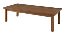 KT-113BR 東谷 コタツテーブル(130×60cm) 【暖房器具】AZUMAYA [KT113BR]