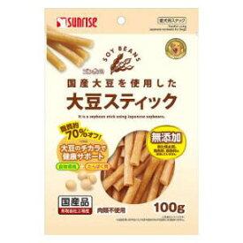 ゴン太の国産大豆を使用した大豆スティック 100g マルカンサンライズ事業部 ゴンタノダイズステイツク100G