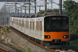[鉄道模型]カトー (Nゲージ) 10-1593 東武鉄道 東上線 50070型 増結セットA(4両)
