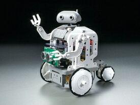 プログラミング工作シリーズNo.2 マイコンロボット工作セット(ホイールタイプ)【71202】 タミヤ