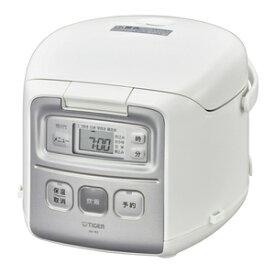 JAI-R552W タイガー マイコン炊飯ジャー(3合炊き) ホワイト TIGER 炊きたてミニ [JAIR552W]