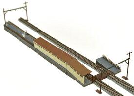 [鉄道模型]トミーテック (N) 建物コレクション 020-3 駅複線化対応ホームセット3