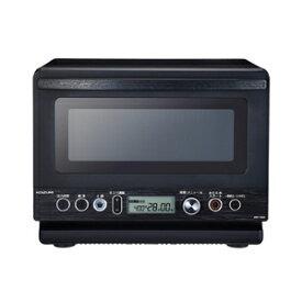 KRD-182D-K コイズミ 電子レンジ 18L ブラック KOIZUMI 土鍋付き電子レンジ