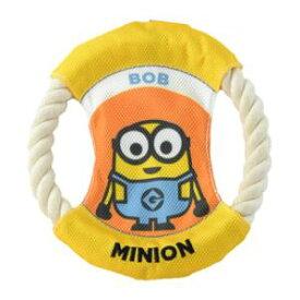 ミニオン リングドッグロープ ボブ ラブリー・ペット商事株式会社 ミニオンリングDロ-プボブ
