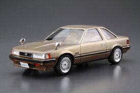 1/24 ザ・モデルカー トヨタ MZ11 ソアラ2800GT-EXTRA '81【58473】 アオシマ