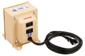 NDF-1500U 日章工業 海外用変圧器(ダウントランス)Aプラグ対応 NDFシリーズ [NDF1500U]