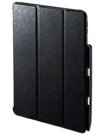PDA-IPAD1614BK サンワサプライ iPad 10.2インチ 2019年モデル用 Apple Pencil収納ポケット付きケース(ブラック) SANWA SUPPLY