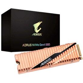 GP-ASM2NE6100TTTD GIGABYTE GIGABYTE Gen4 NVMe M.2 SSD AORUSシリーズ 1.0TB