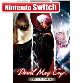 【Switch】Devil May Cry Triple Pack カプコン [HAC-B-AS8PA NSW Devil May Cry Triple Pack]