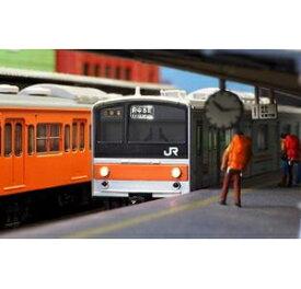 [鉄道模型]グリーンマックス (Nゲージ) 30847 JR205系5000番代(武蔵野線・M21編成)8両編成セット(動力付き)