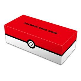 ポケモンカードゲーム ロングカードボックス モンスターボール ポケモン